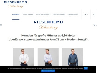 RIESENHEMD