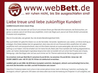 webBett