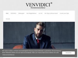 VENVIDICI -  Hemdenmanufaktur