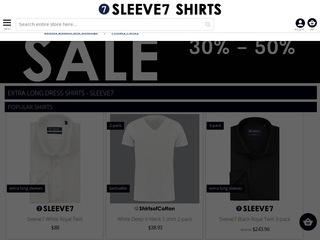 Sleeve7 Hemden